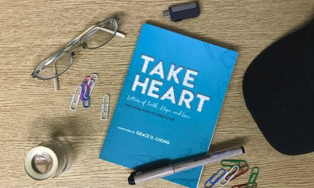 Take Heart, Letters of Faith, Hope, and Love Book Review